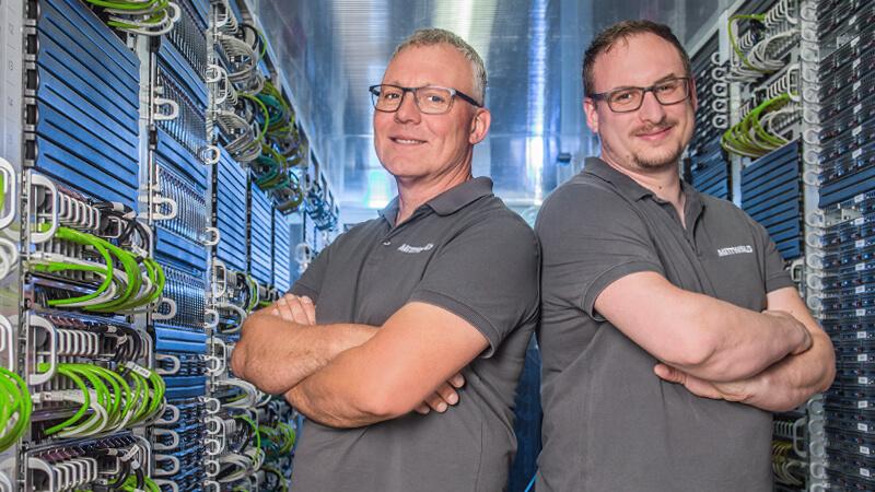 Mittwald Hosting Agentur-Server