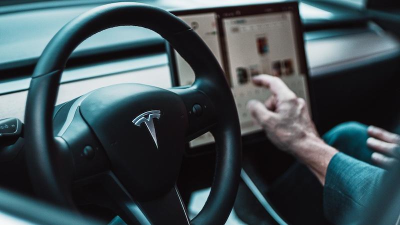 Tesla, Autopilot von Tesla, Elektroauto