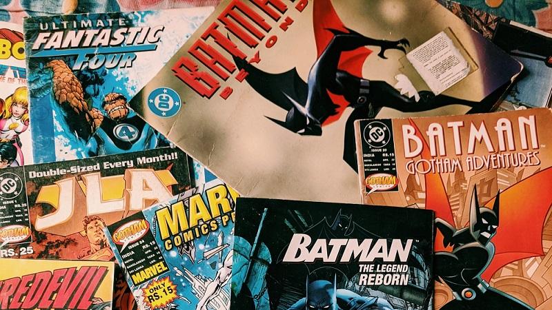 Bezahlung Marvel, Bezahlung DC, Comic, Autoren