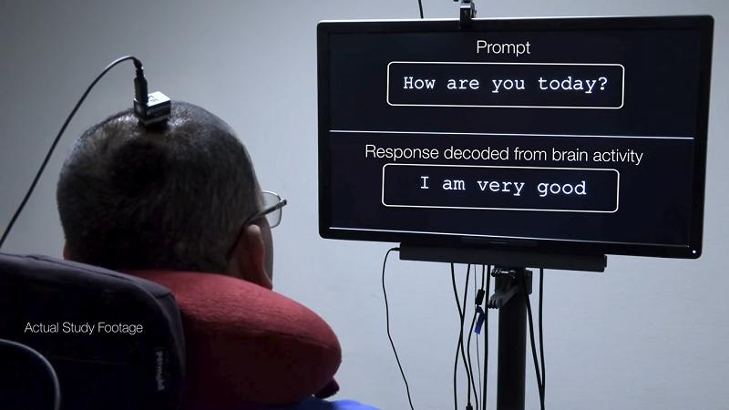 Sprechstörung, Bravo1, künstliche Intelligenz