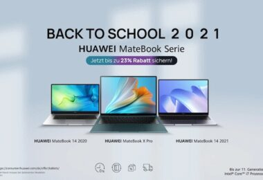 HUAWEI MateBook Serie Back to School 2021