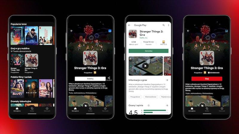 Netflix-Games, Netflix, Gaming, Streaming