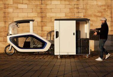Ono Motion, Cargobike, Lastenrad, E-Lastenrad, E-Cargobike, Transport