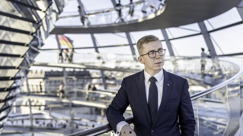 Junge Union, Tik Tok, Philipp Amthor, CDU