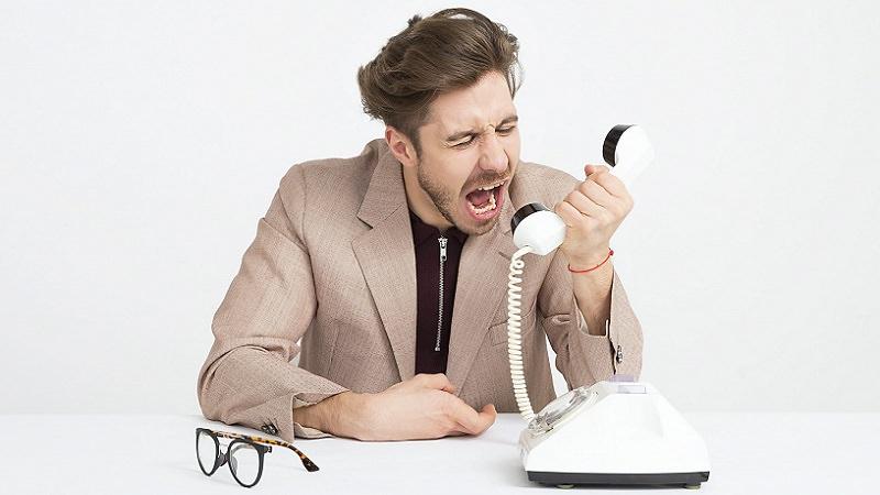 Streit, Diskussion, Schreierei, Streit mit dem Chef