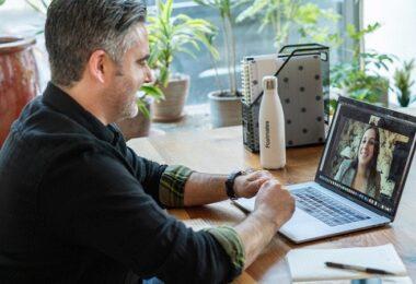 digitaler Vertrieb, Video Call, Video-Telefonat, Zoom
