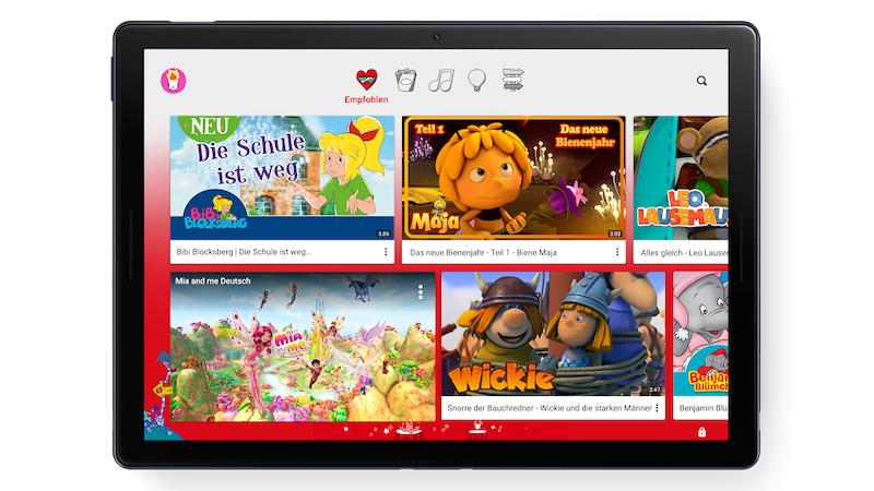 YouTube, Google, YouTube Kids, Kinder- und Jugendschutz