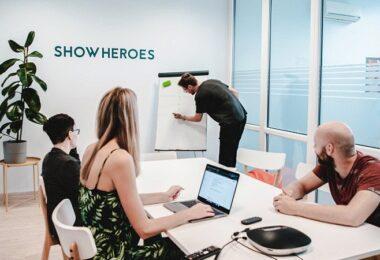 Show Heroes Group. ShowHeroes, Video-Komplettlösung, Video-Vermarktung