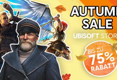 Autumn Sale Ubisoft Digital Gamescom Dealz Anno 1800