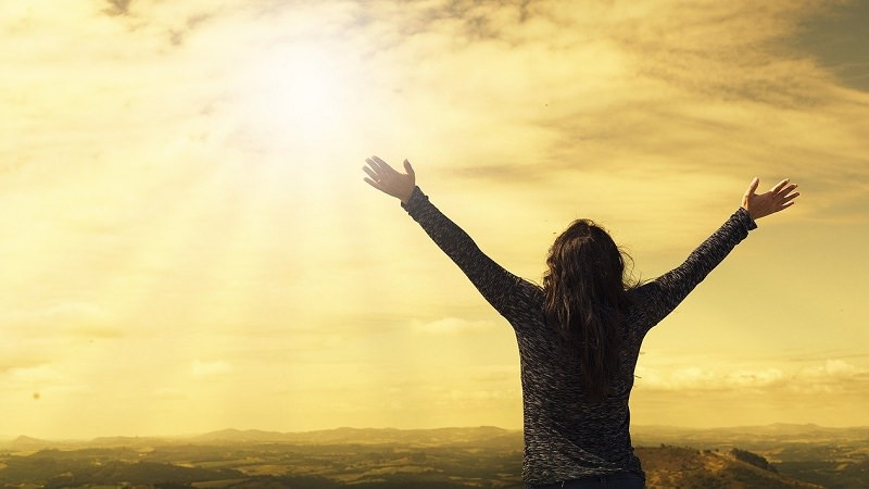 Glück, Freude, Erfolg, Jubel, Sonnenuntergang, Was ist Erfolg?