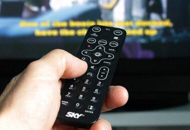 Fernbedienung, Smart TV, Fernseher, Fernsehen, beliebteste Streaming-Plattformen Deutschland