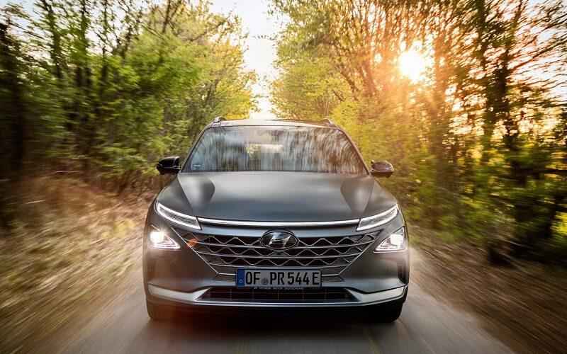 Hyundai Nexo, Brennstoffzelle, Wasserstoffauto, Wasserstoffautos