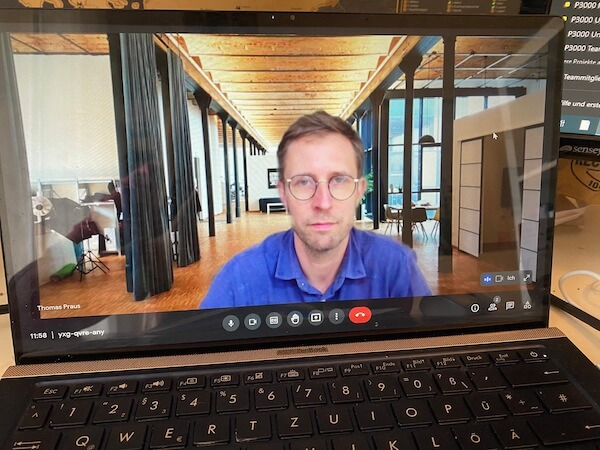 PANORAMA3000 Interview Remote Work