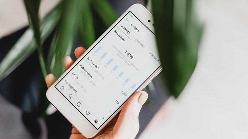 Instagram Analytics, Instagram-Statistiken, Instagram Dashboard, Instagram Likes und Kommentare