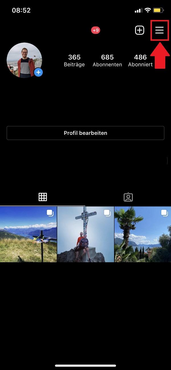 Instagram-Nachrichten verbieten, Instagram-Kommentare verbieten, Instagram Spam verbieten