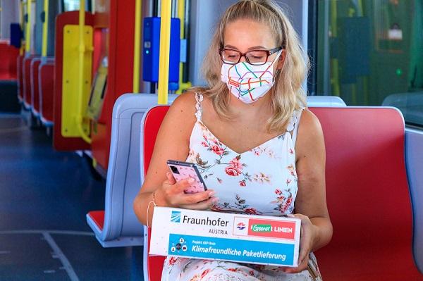 Wiener Linien, Fraunhofer Austria, Paket, ÖPNV
