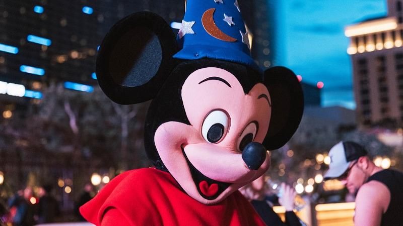 Micky Mouse, Micky Maus, Disneyworld, Disneyland, neu bei Disney Plus im Oktober 2021
