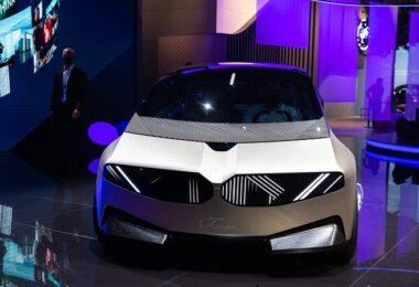 BMW, IAA 2021, IAA Mobility, Auto, Elektroauto