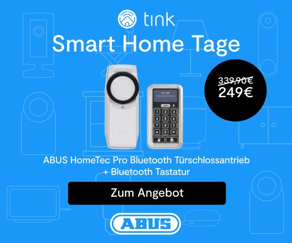 Smart Week 2021 tink ABUS Angebot