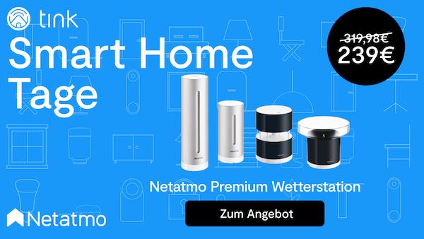 Smart Week 2021 tink NetatmoSmart Week 2021 tink Netatmo