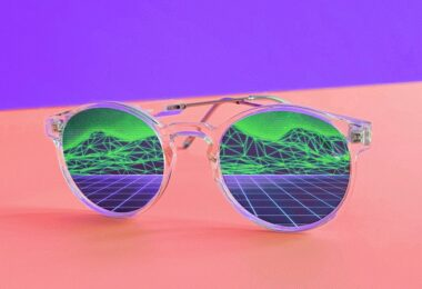 Sonnenbrille, Grafik, Digitaltrends