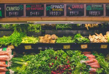 einkaufen, Supermarkt, USA, Lebensmittel-Lieferdienst