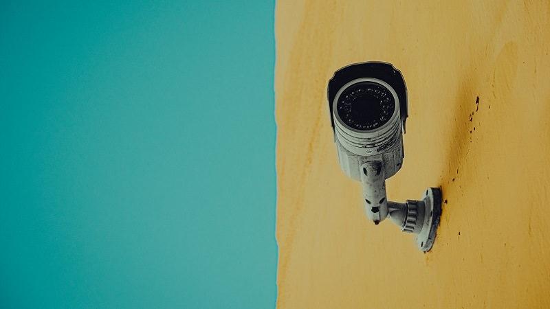 Überwachungskamera, Überwachung, Spionage, Trojaner Pegasus
