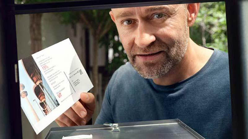 Vogel checkt Deutsche Post Onlinetool Planung Werbesendungen
