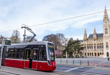 Wiener Linien, Straßenbahn, Wien, Transport