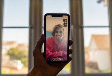 Zoom, Videochat, Smartphone