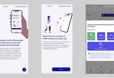 ID Wallet, Führerschein, digitaler Führerschein, Führerschein-App