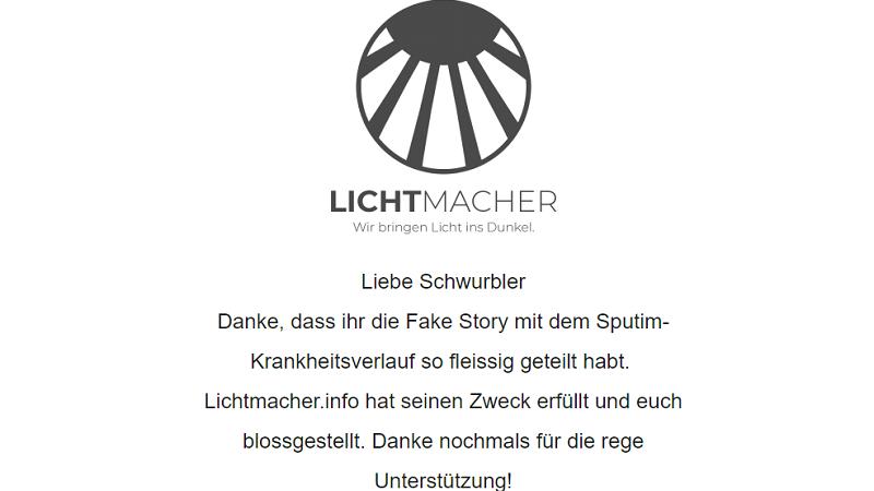 Lichtmacher, Blog, Schweizer YouTuber Corona,