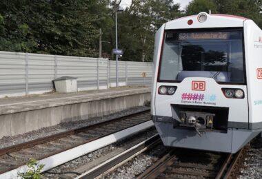 Deutsche Bahn, Siemens, S-Bahn, digitale S-Bahn, autonome S-Bahn