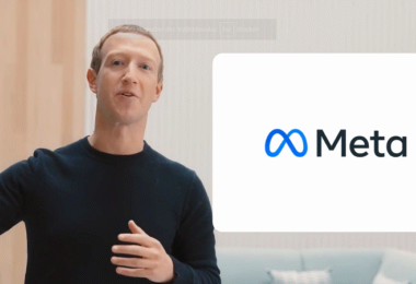 Facebooks neuer Name ist Meta, Mark Zuckerberg