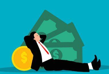 Geld, Entspannen, Rente, Ausruhen, Gehalt nach Leistung