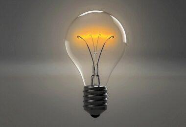 Glühbirne, Licht, leuchten, digital denken, digitales Denken