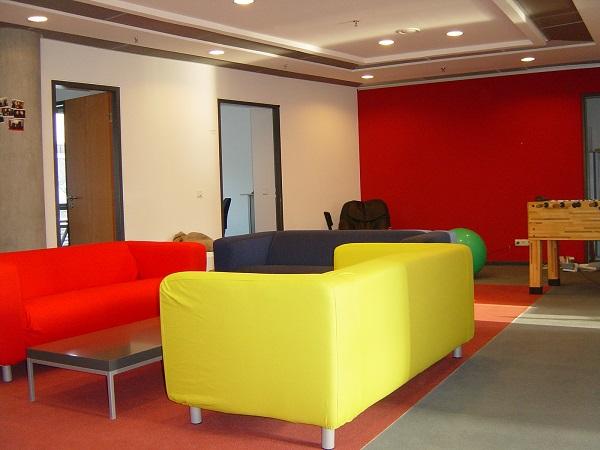 Google Deutschland, Hamburg, Büro