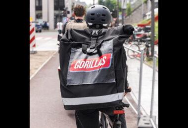 Gorillas, Lieferdienst, Gorillas-Chef