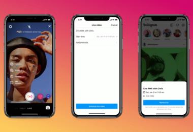 Live Videos Instagram vorplanen, Social Media, Livestream