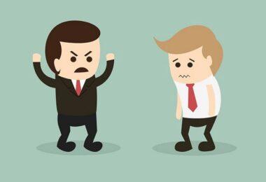 Missverständnis, Streit, Ärger, Führungskraft, interne Kommunikation, digitale Kommunikation