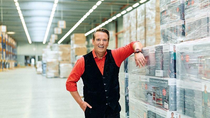 Ralf Dümmel, DS Produkte, DS Gruppe