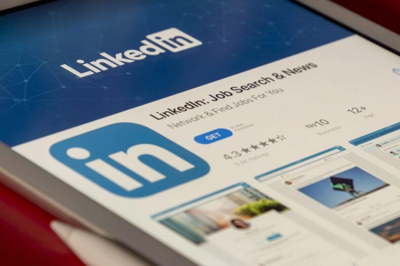 LinkedIn, LinkedIn-App, Linkedin App, LinkedIn-Typen