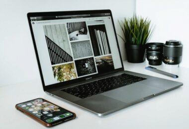 Website erstellen Mac IONOS