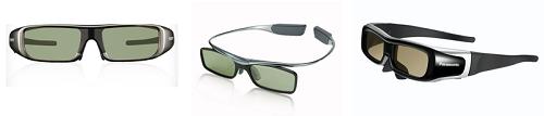 Panasonic, Samsung und Sony wollen im 3D-Brillen-Gewirr ein bisschen aufräumen