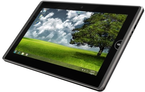 'EP121': ASUS-Tablet kommt mit Intel Core 2, Windows 7 und zwei Tastaturen