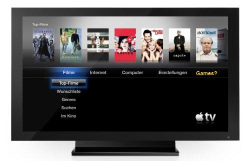 Warum die nächste AppleTV-Generation eine Spielekonsole werden könnte