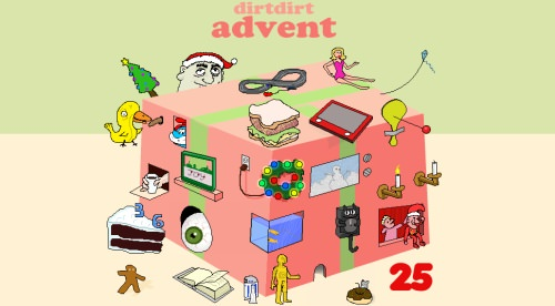 Dirtdirt_Adventskalender_2008