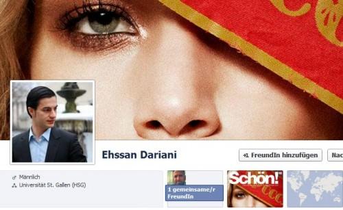 Ehssan Dariani meldet sich zurück, beschwert sich über vermeintliche reiche Steuermuffel