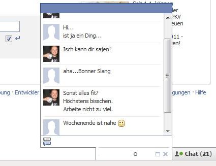 was schreibt man bei tinder facebook.de+
