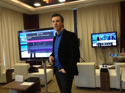 Michael Roedl präsentiert Liga Total